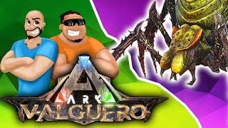 THIS GIANT SPIDER JUST WON'T DIE! (Dino Dummies #34)(Ark: Valgeuro DLC)