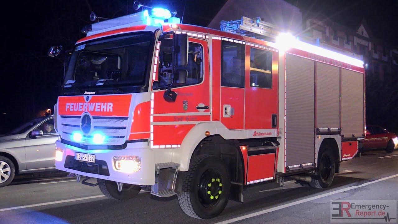 Feuerwehreinsatz In Hilden Herd Brannte In Wohnung 2 Bewohner