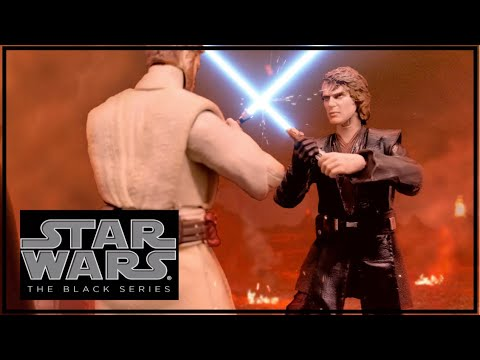 Star Wars Black Series Anakin Skywalker! Action Figure Review! The Archive Wave.