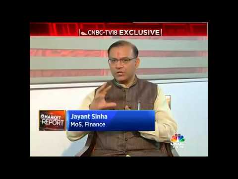India Invst Summit Aimed At Attracting Global Pension & Sovereign Wealth Funds : Jayant Sinha