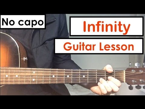 Guitar 18 guitar chords : One Direction - Infinity | Guitar Lesson (Tutorial) Easy Chords/No ...