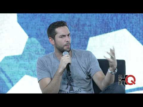 A Conversation with Zachary Levi live from #NerdHQ 2014