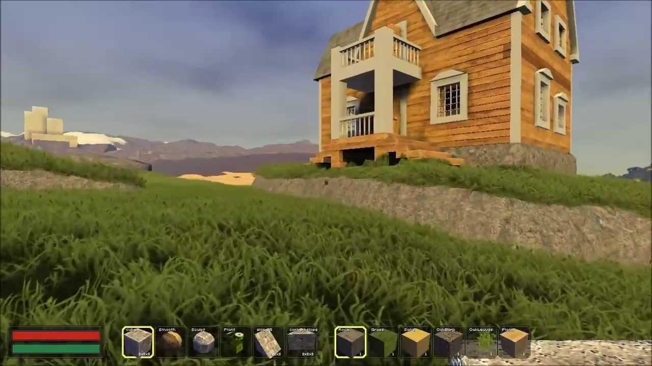 Unity Build House