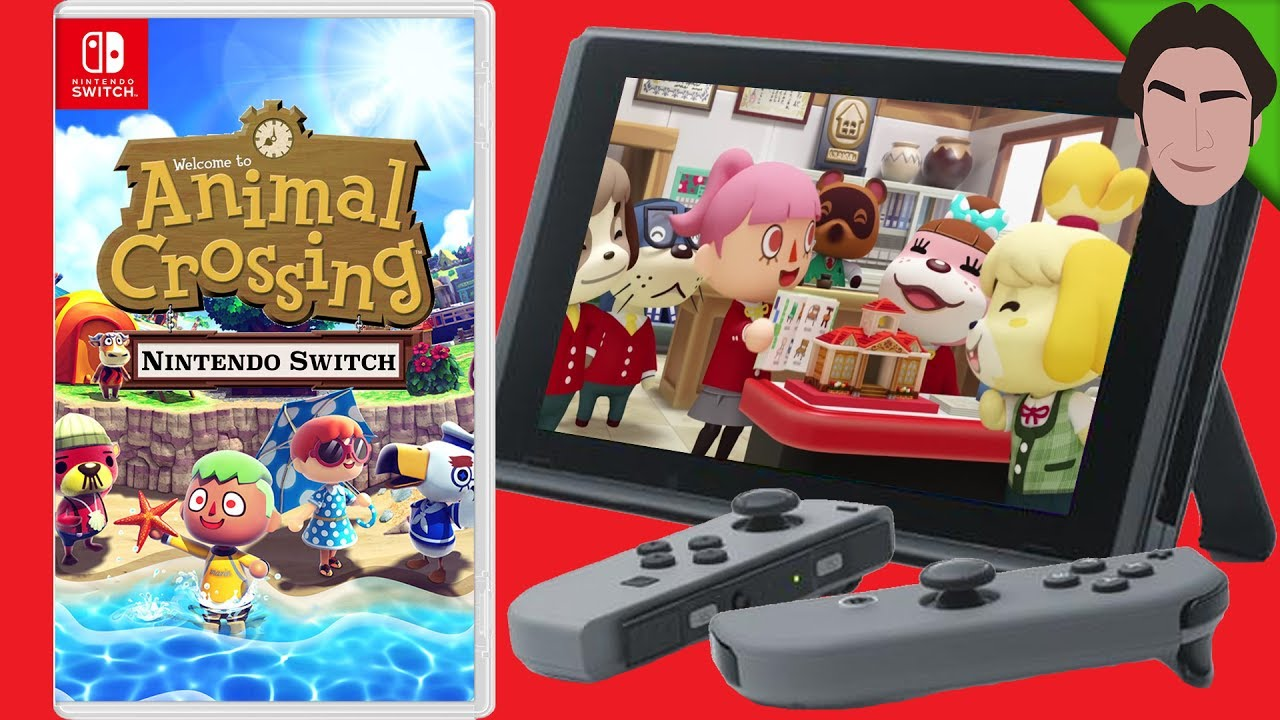 Animal Crossing Nintendo Switch At E3 2017 Predictions