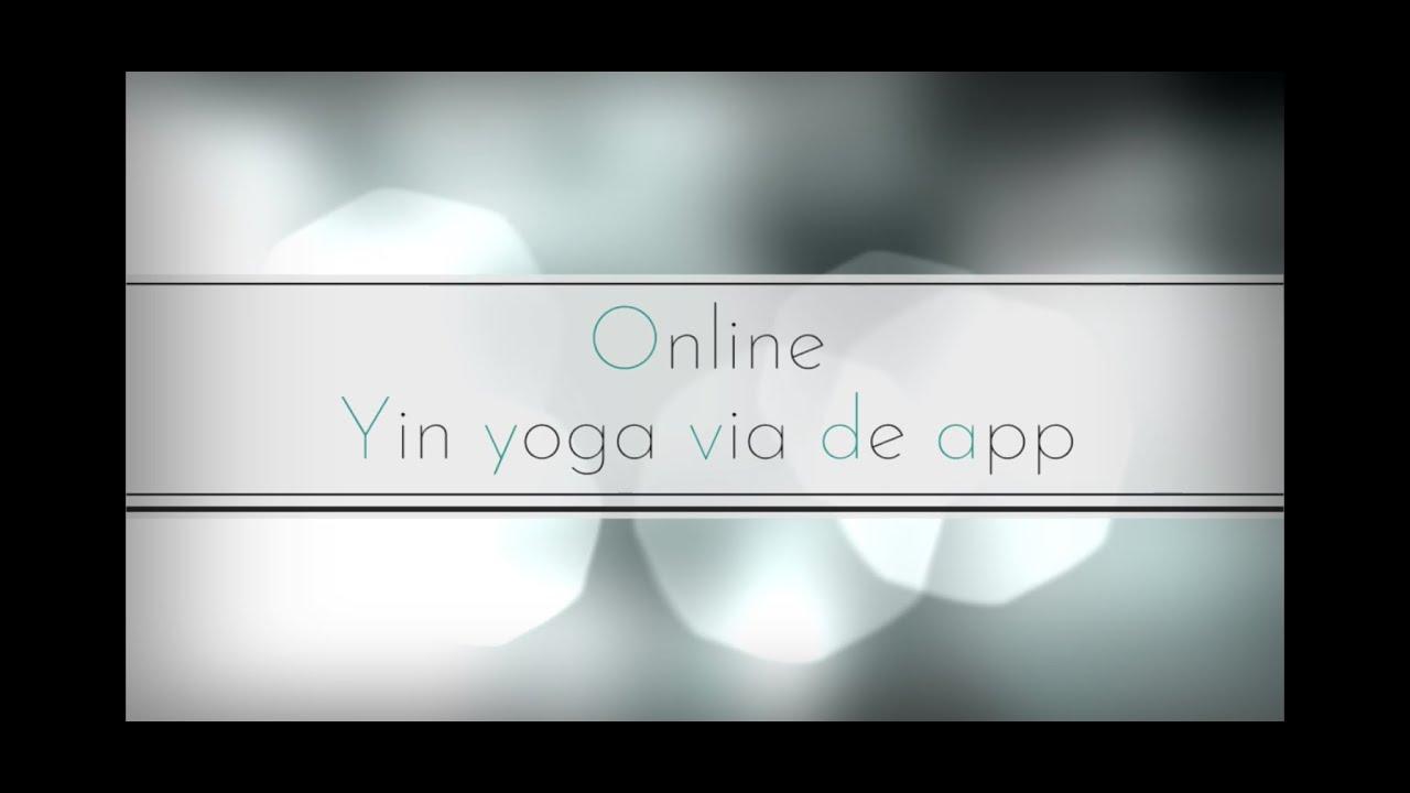 Demo online les yin yoga