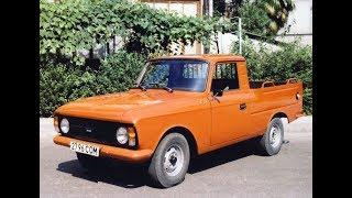 ИЖ-27151.Дерзкий каблук из СССР.Обзор.