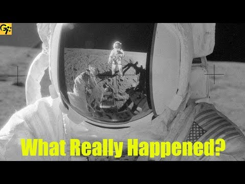 What FIRST MAN Didn't Tell You About the MOON LANDING