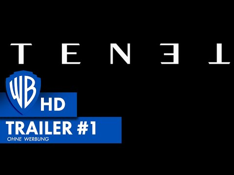 TENET - Offizieller Trailer #1 Deutsch HD German (2020)