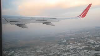 Boeing 757-200 взлёт в Анталии 17 мая 2018