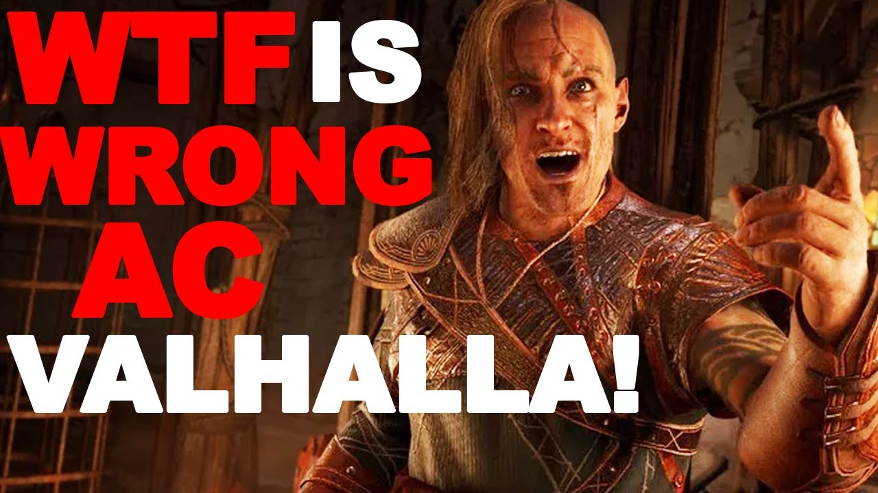 Assassin's Creed Valhalla Is An OUTDATED Mess thumbnail