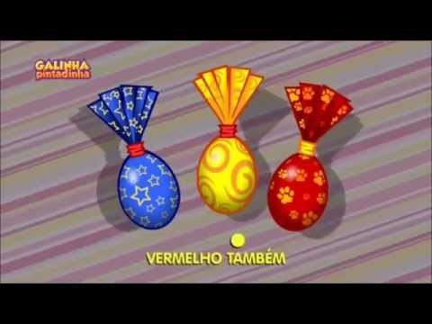 Coelhinho da pascoa - Galinha Pintadinha 3 - Prévia