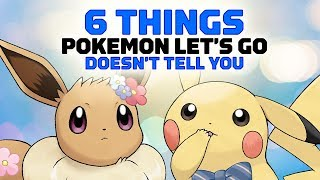 6 Things Pokémon Let
