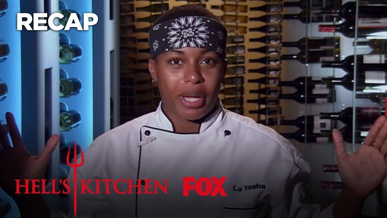 La Tasha Wins Season 13 Hell S Kitchen