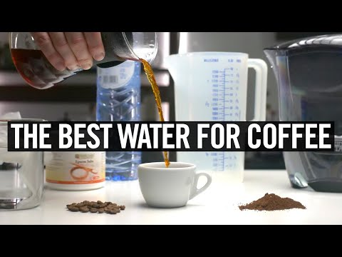 The Best Water For Coffee - An Introduction