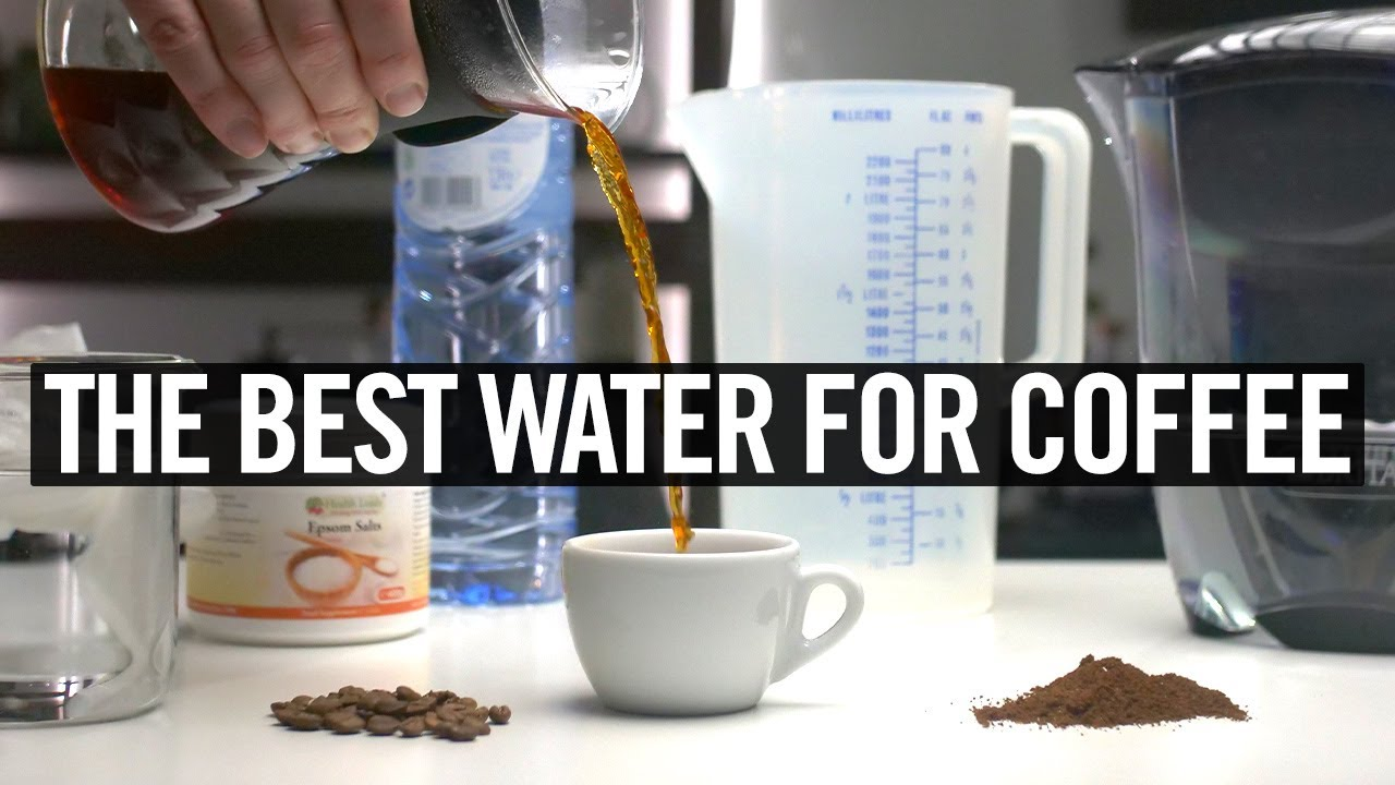 What Is The Best Water For Coffee Cheaper Is Better In 2020