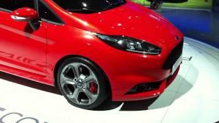 Ford Fiesta ST Concept 2011 Videos