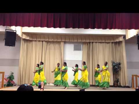 Greater Baltimore Temple Annual Day Celebration Dance