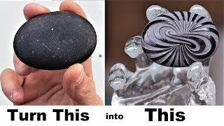 i-carve-a-rock-and-cast-my-hand-in-resin-to-hold-it
