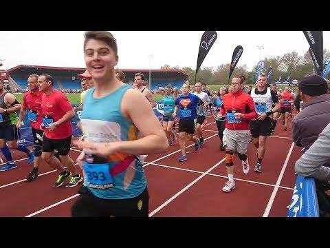 Birmingham International Marathon 2017 - blue wave - Part 2