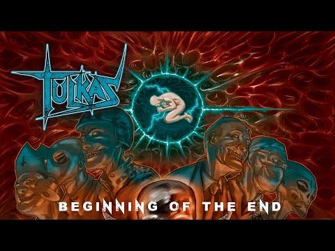 Tulkas - Beginning Of The End (Official Music Video) Thrash Metal | Noble Demon