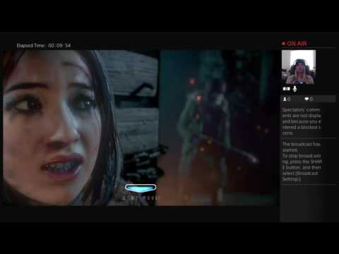 Let's Play with Stacie: Until Dawn, Part 5 (Tyson called it)