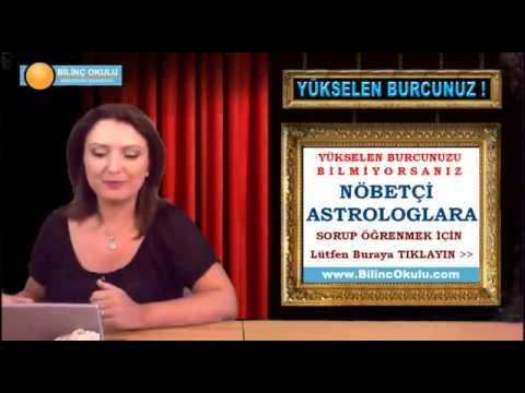 YAY Burcu Astroloji Yorumu   02 EKİM 2013   Astrolog DEMET BALTACI   astroloji, astrology