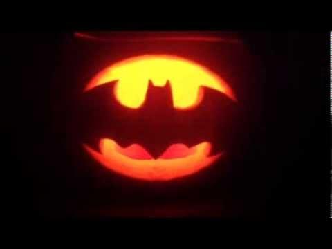 Halloween Bat Signal Youtube
