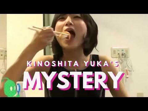 Mystery of Kinoshita Yuka - Stomach expanded 66 times!