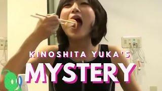 Gambar cover Mystery of Kinoshita Yuka - Stomach expanded 66 times!