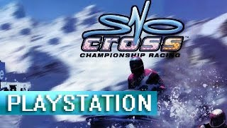 Sno-Cross Championship Racing (Championship, 500cc) - PlayStation