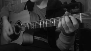 Agalloch - A Celebration For The Death Of Man (HD Guitar Cover)