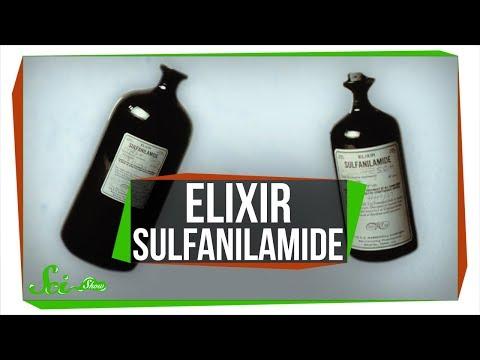 A Deadly Mistake That Led to Safer Medicine | Elixir Sulfanilamide