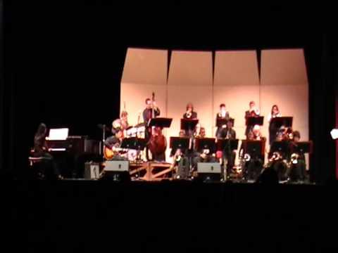 PCC Jazz Rock Big Band - Sing Sang Sung