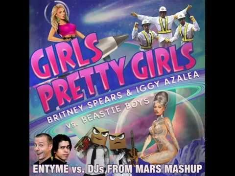 Britney Spears & Iggy Azalea vs. Beastie Boys (Entyme vs. Djs From Mars Mashup)
