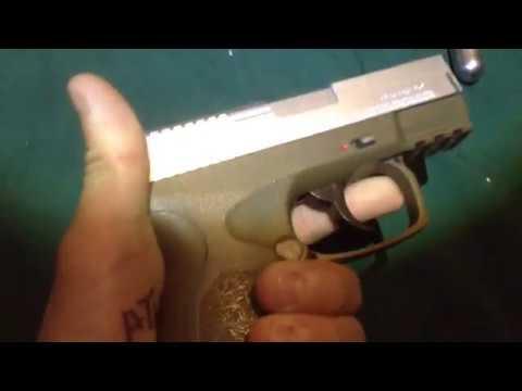 Review on UMAREX X C P semi-auto co2 BB air pistol