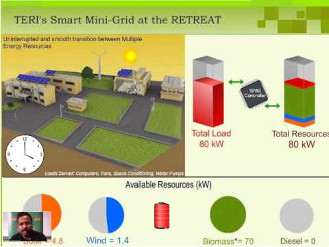 Webinar on 'Smart Mini-Grids'
