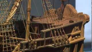 Pirates ou corsaires? La création de la nouvelle exposition permanente de Pointe-à-Callière