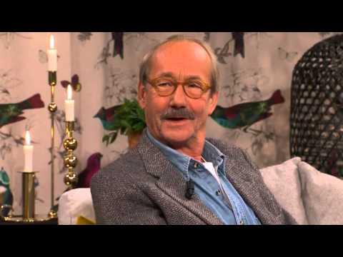 Gösta Ekman och Andreas T Olsson om sin vänskap - Malou Efter tio (TV4)