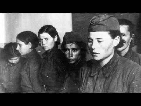 Что делали фашисты с пленными женщинами-красноармейцами