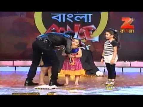 Dance Bangla Dance Junior June 27 '11 Dipanita - YouTube