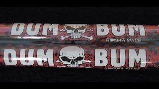 Rímska svieca Dum Bum
