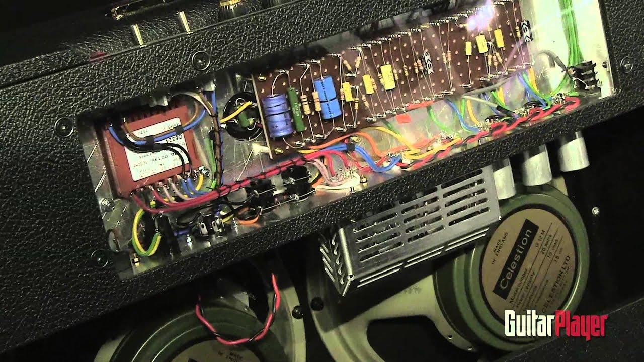 New Marshall Handwired Amps Namm