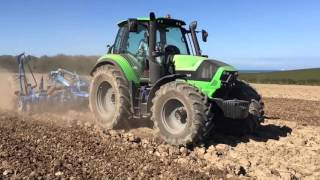 Demo Deutz Fahr 6160 C Shift
