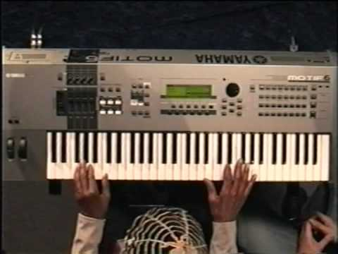Bernie Worrell Keyboard Lesson