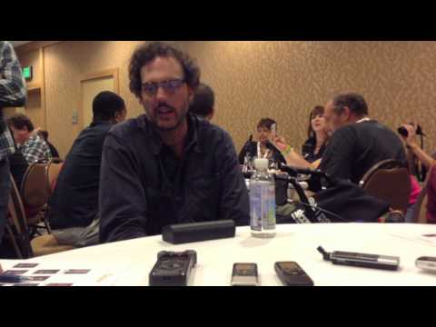 GRIMM's Silas Weir Mitchell on Rosalee and Monroe's Wedding in Season 3 at ComicCon