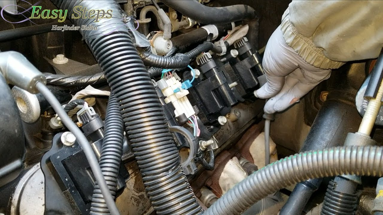 medium resolution of how to change ignition coil pack on hummer h2