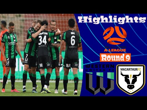 Western United Macarthur FC Goals And Highlights