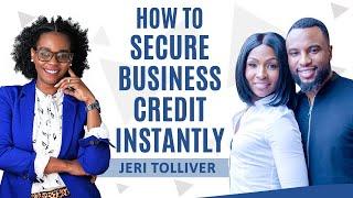 How to Secure Business Credit with Jeri Tolliver 7 Streams Webinar Dedric & Krystal Polite