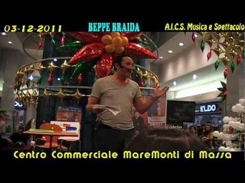 03 12 2011 beppe braida al centro mare monti di for Berti arredamenti srl massa ms
