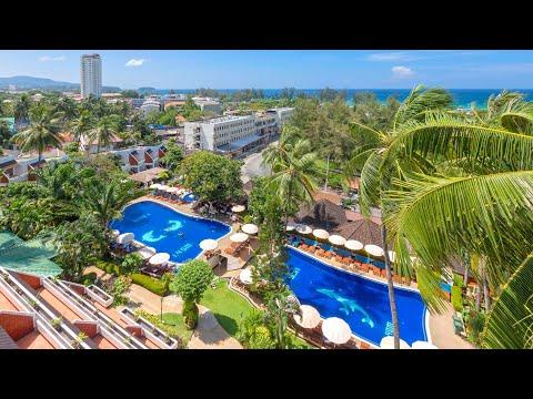 Обзор отеля Best Western Phuket Ocean Resort 3* на пляже Карон
